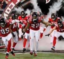 Atlanta Falcons Football Season Tickets (Includes Tickets To All Regular Season Home Games)