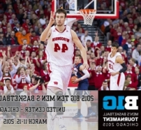 Big Ten Mens Basketball Tournament - All Sessions Pass