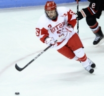 Red Hot Hockey: Boston University Terriers vs. Cornell Big Red
