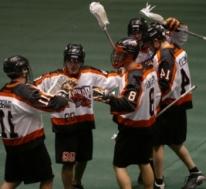 Buffalo Bandits vs. Calgary Roughnecks
