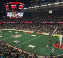 Calgary Roughnecks vs. Vancouver Stealth