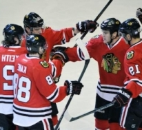 NHL Preseason: Chicago Blackhawks vs. Detroit Red Wings