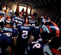 Denver Broncos Football Season Tickets (Includes Tickets To All Regular Season Home Games)