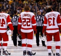 NHL Preseason: Detroit Red Wings vs. Chicago Blackhawks