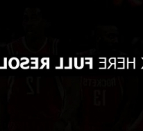Houston Rockets vs. Golden State Warriors