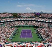 Miami Open Tennis: Session 1 - Men & Women's Singles, Qualifying
