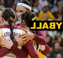 Minnesota Golden Gophers Women's Volleyball vs. Maryland Terrapins