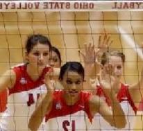 Ohio State Buckeyes Women's Volleyball vs. Illinois Fighting Illini