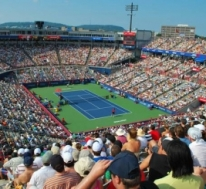 Rogers Cup Womens Tennis Canada: 1st Round - Day Session