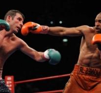 Roy Jones Jr. & Montoya Boxing