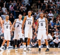 San Antonio Spurs Season Tickets (Includes Tickets To All Regular Season Home Games)