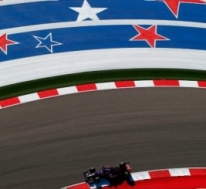 Formula One United States Grand Prix - 3 Day Pass (Justin Timberlake & Stevie Wonder Performances Included)