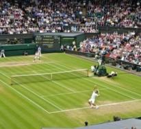 Wimbledon Championships: Gentlemen's & Ladies' 1st Round