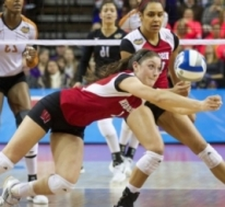 Wisconsin Badgers Women's Volleyball vs. Michigan Wolverines